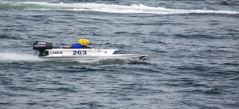 Bathtub racing in Vancouver