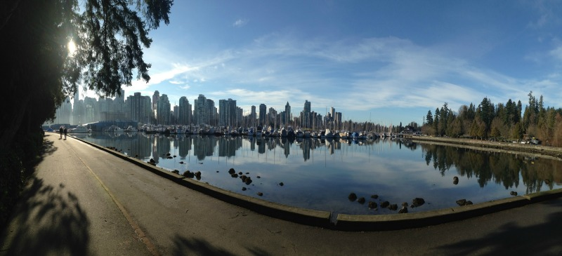 Canada's best urban parks