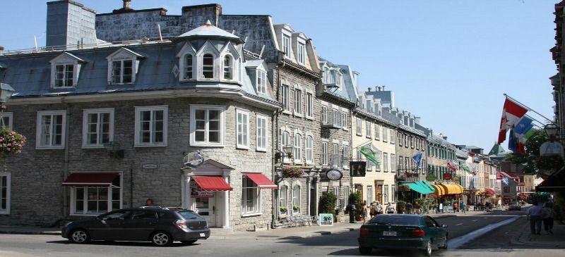 How to get a true European experience in Quebec City
