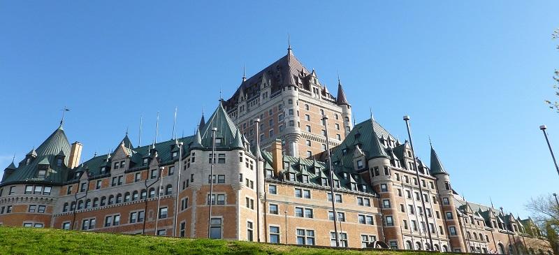 Fairmont Chateau Le Frontenac