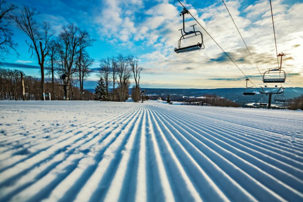 Boyne Highlands ski resort