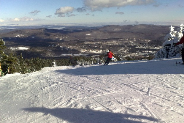 Mount Snow Ski Resort