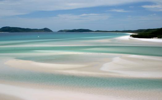 Whitehaven Beach (Image: jeremy_vandel)