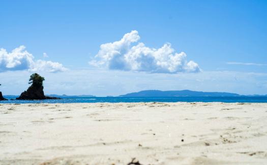 New Chums Beach (Image: kiwi)