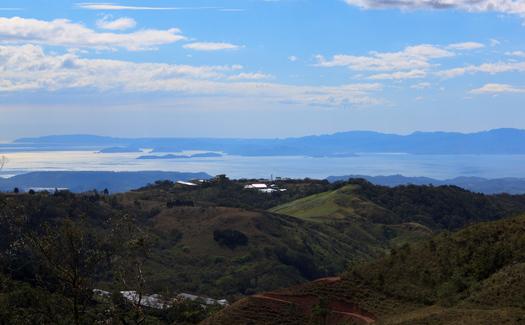 The Nicoya Peninsula (Image: milestuttle used under a Creative Commons Attribution-ShareAlike license)