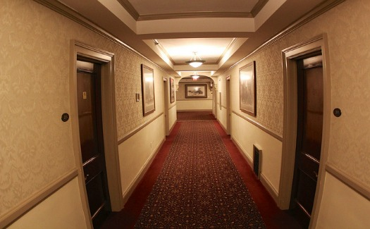 10 Haunted hotels where you can actually spend the night