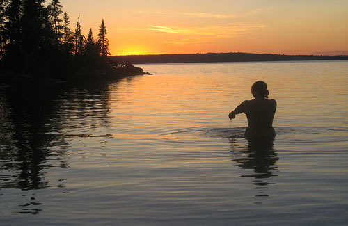 11 skinny dipping destinations around the world