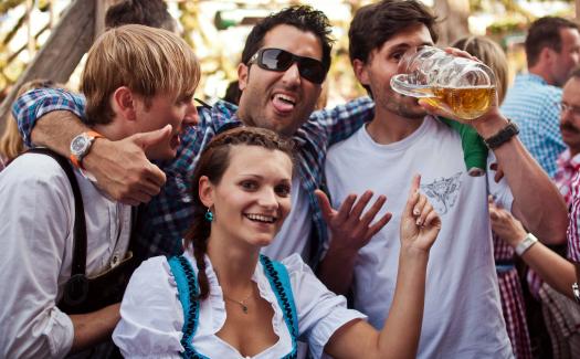 SteFou!, Oktoberfest 2011 via Flickr CC BY 2.0