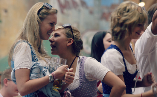 Andrij Bulba, Oktoberfest via Flickr CC BY 2..0