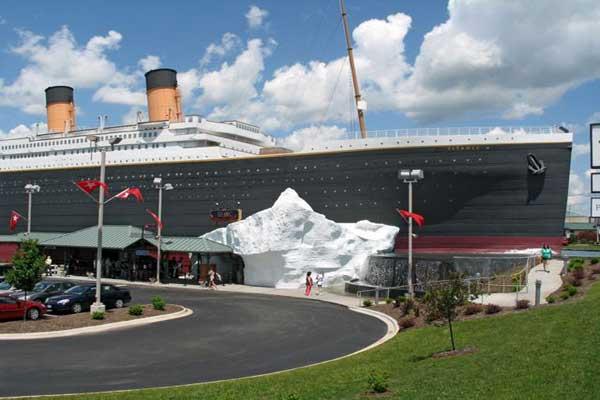 Top 10 Titanic Anniversary Sights Cheapflights