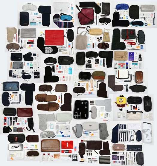 Behind the curtain: Airline amenity kits unpacked  2