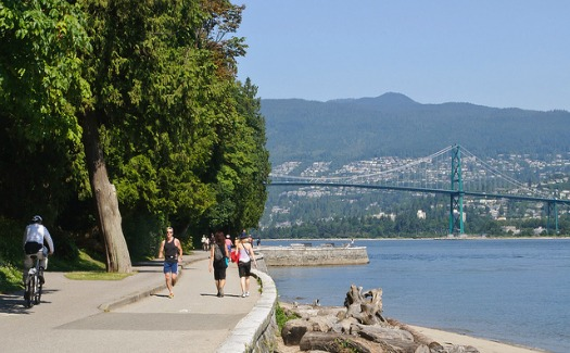 Bucket list for Vancouver