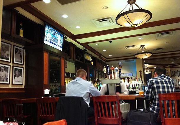 Newark Airport Bar