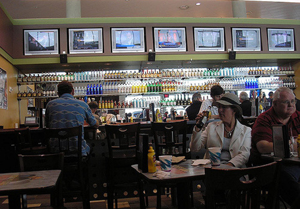 Tampa International Airport Bar