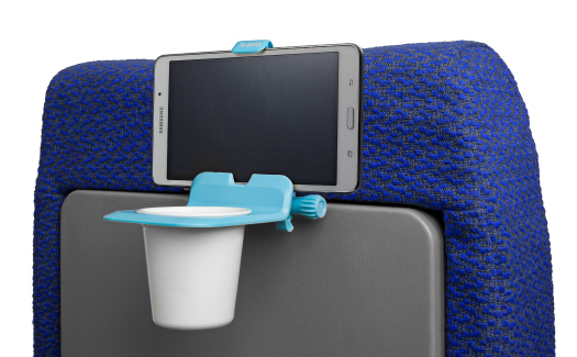 In-flight entertainment (Image: The Airhook)