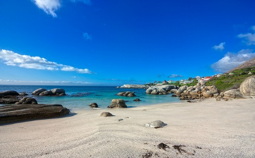 "Perfect beaches to say ""I do"""