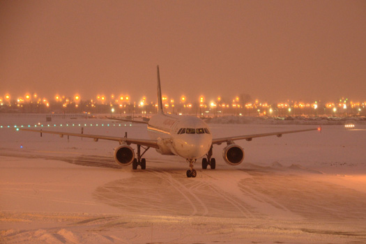 Winter weather can put a dent in travel plans
