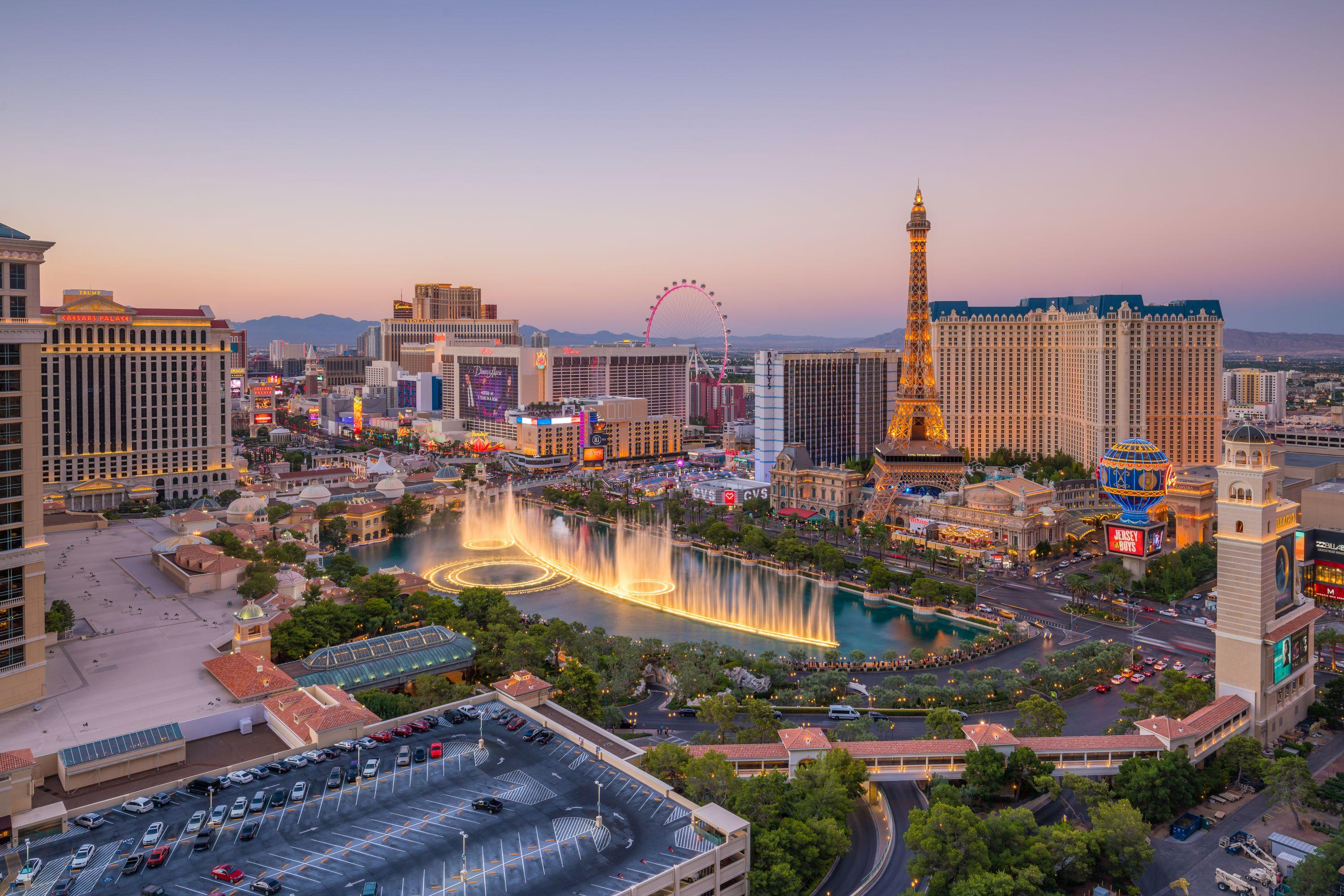 Lowest cost flights to las vegas