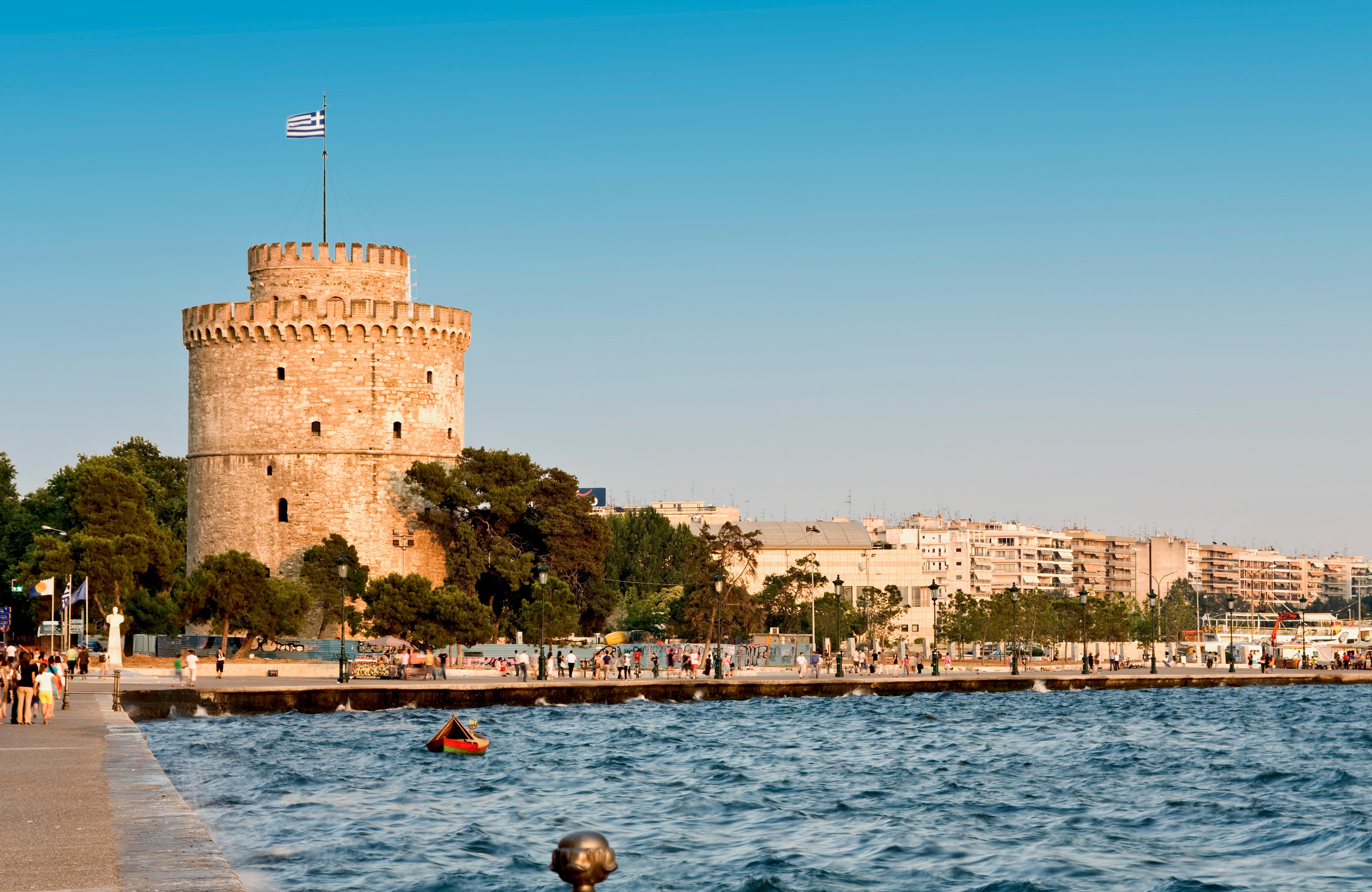 Cheapest prices for Thessaloniki flights by month